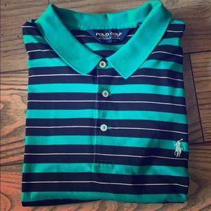 POLO Golf Ralph Lauren Short Sleeve Golf Shirt